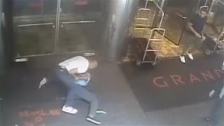 Video Shows Mistaken Arrest of James Blake