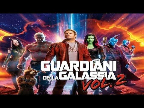 Guardiani della Galassia Vol. 2 - Recensione