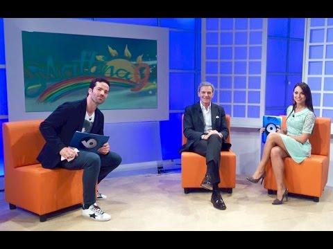 """Ospite a """"Mattina 9″ Gianni Lettieri, candidato Sindaco di Napoli – diretta del 18-02-2016"""