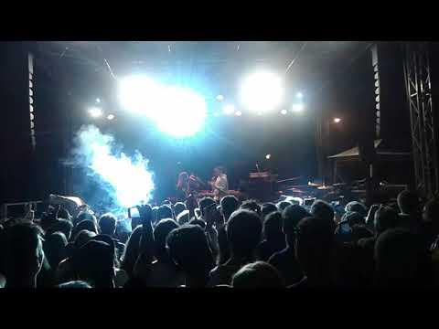 Fred De Palma - Il cielo guarda te (live) Warehouse Music Festival Arezzo