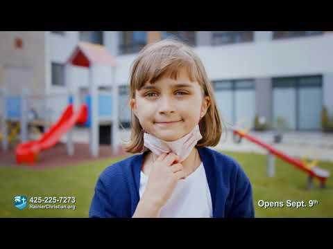 Rainier Christian Schools - Enroll Now