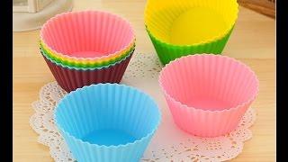 видео формочки для кексов