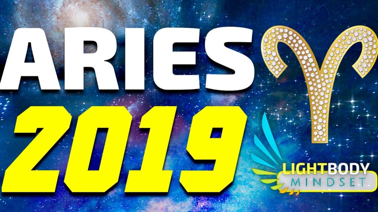 Aries 2019 Horoscope Predictions Astrology Youtube