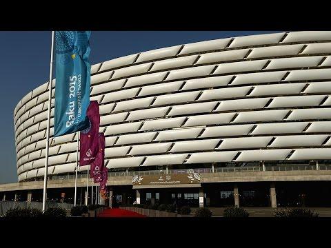 Baku Olympic Stadium • Боулинг • Vinil Design • Кябаб • Старый город