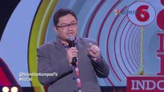 Ivan Karta: Kritik untuk Pak Dosen (SUCI 6 Show 10)