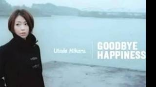 Cover images Goodbye Happiness- Utada Hikaru English cover