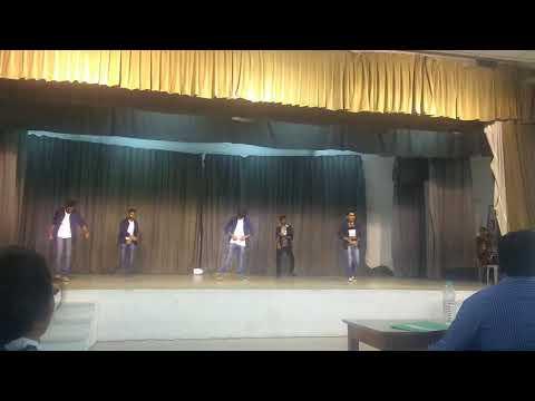 Navodaya medical college exoticans dance performance