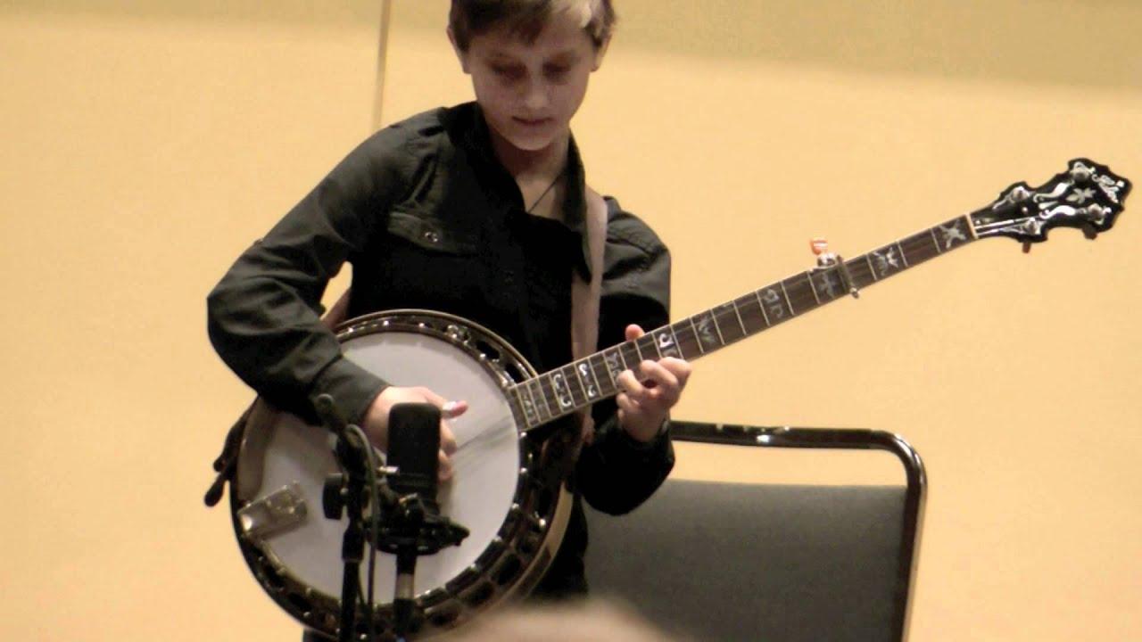 10 year old jonny mizzone blackjack sleepy man banjo boys youtube. Black Bedroom Furniture Sets. Home Design Ideas