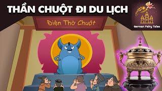 THẦN CHUỘT ĐI DU LỊCH - Phim hoạt hình - Khoảnh khắc kỳ diệu - Truyện cổ tích