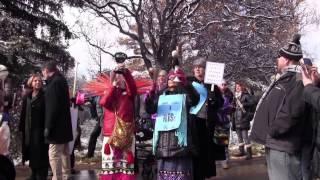 Beverly Singer Clip 9 - March On Washington Santa Fe