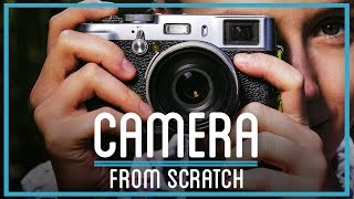 Camera from Scratch: Pt.1 Pinhole