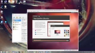 Очень простой Видео урок как поднять сервер Samba под Ubuntu 12.04 от Gerki