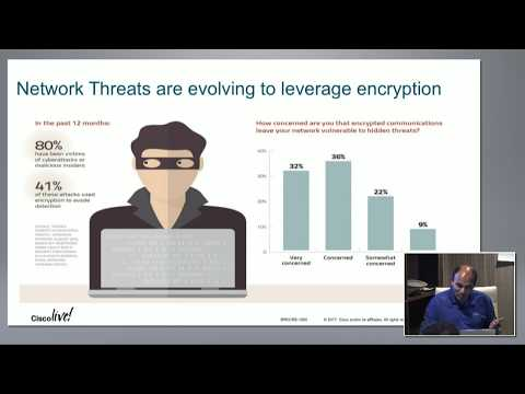 Cisco Encrypted Traffic Analytics - Why Network Security Matters with Saravanan Radhakrishnan