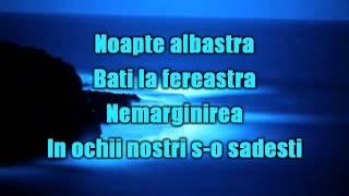 Gabriel Cotabita - Noapte albastra, Romania Karaoke