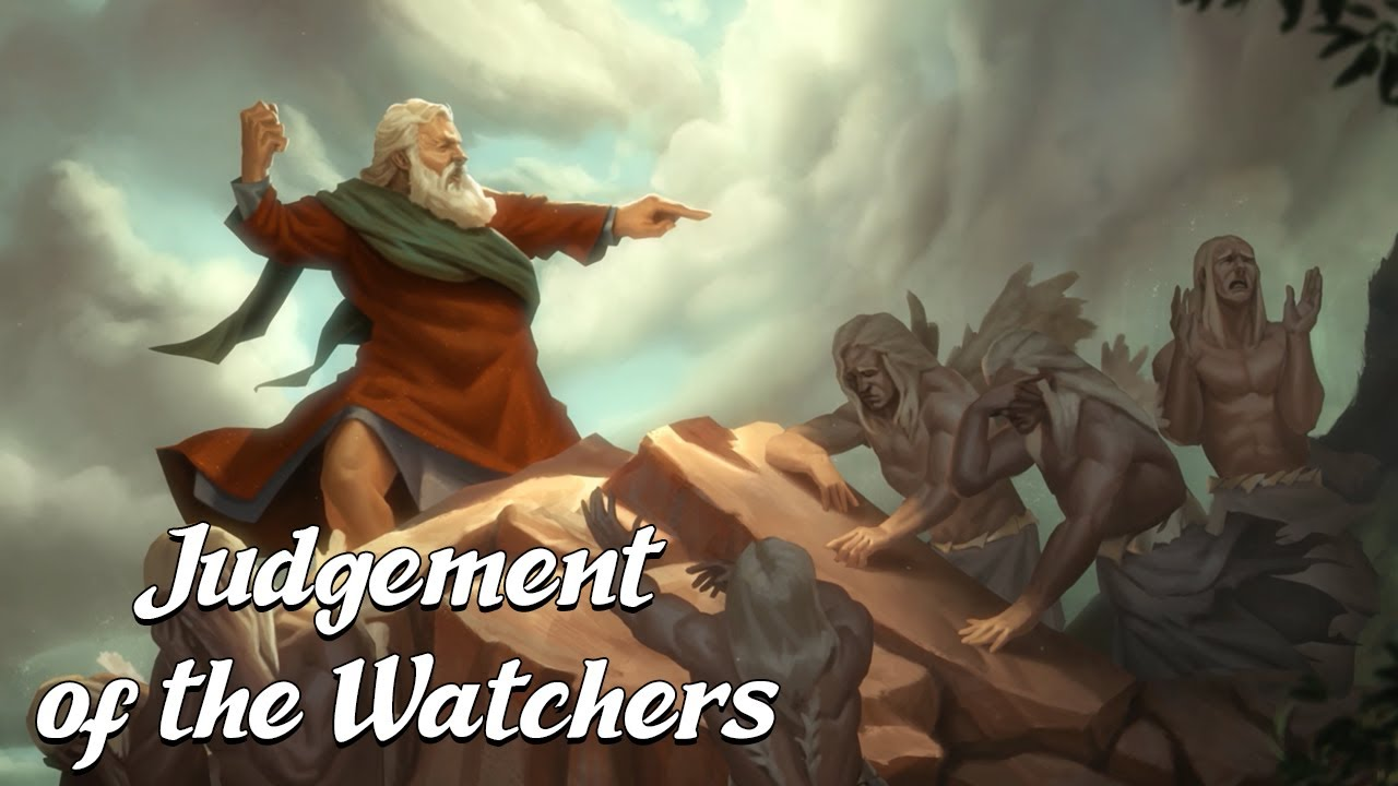 Download The Judgement of the Watchers  (Book of Enoch Explained) [Chapters 12-14]