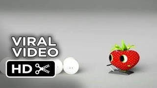 Cloudy with a Chance of Meatballs 2 Viral Video - Barry Treadmill (2013) HD