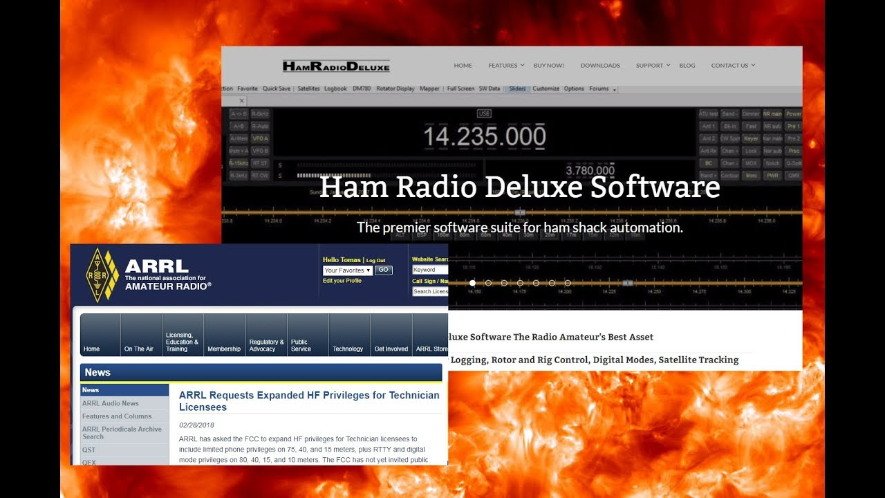 News: Ham Radio Deluxe News, Plus, ARRL and FCC Granting Tech More  Privileges