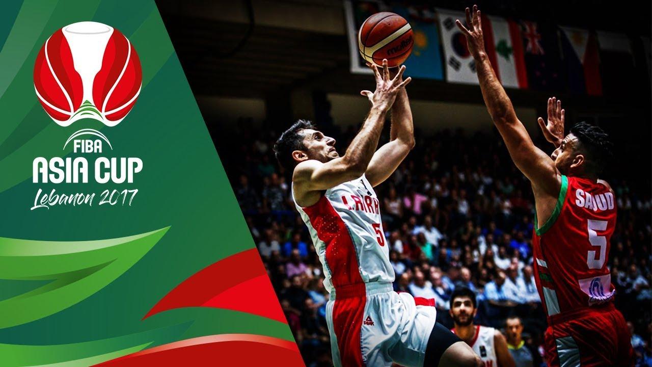 Iran v Lebanon - Full Game