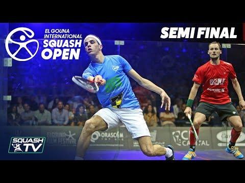 Squash: El Gouna International 2018 - Men\'s SF Roundup