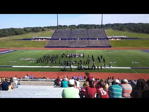 Arp High School Band Regional Contest 2015