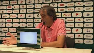 embeded bvideo Rueda de Prensa: Guillermo Almada - 17 Julio - Club Santos