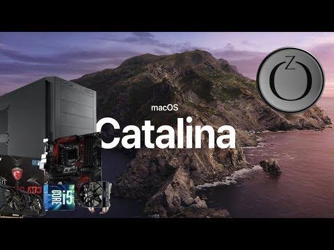 Хороший компьютер Хакинтош – 2019 для macOS Catalina Bios Ozmosis