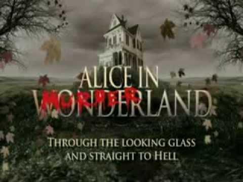 Trailer do filme Alice in Muderland