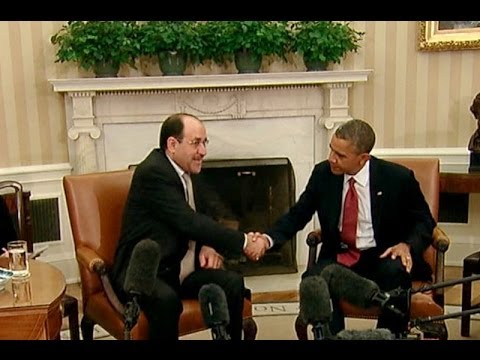 President Obama's Bilateral Meeting with Prime Minister Maliki of Iraq
