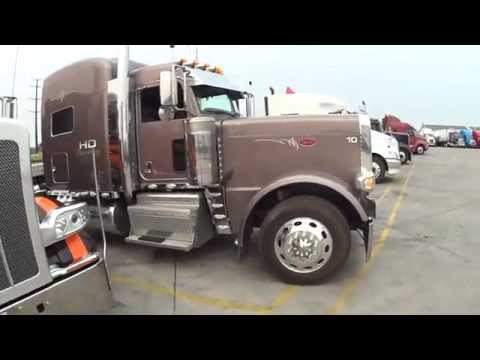 3456 big trucks USA Flying J Altoona Iowa