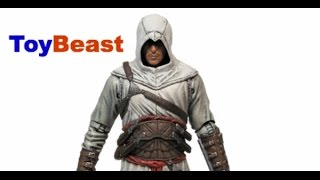 McFarlane Toys Assassins Creed Series 3 Altair Ibn-La'Ahad Figure Review