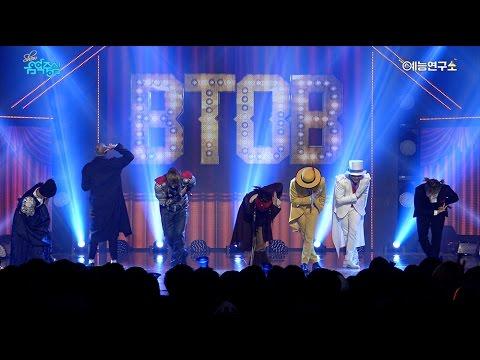 [예능연구소 직캠] 비투비 무비 @쇼!음악중심_20170325 MOVIE BTOB in 4K