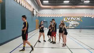 Équipe Étoile contre les Lynx de Beauceville - 30 novembre 2018