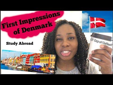 First Impressions of Copenhagen, Denmark | Study Abroad
