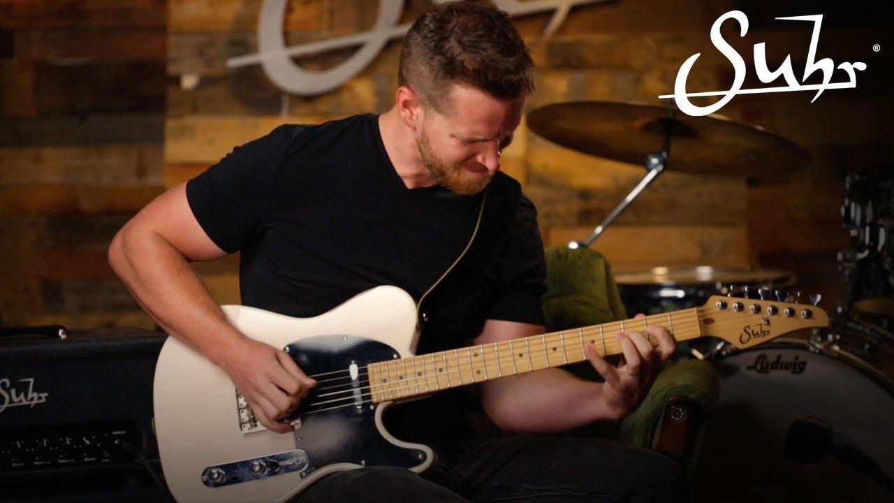 Matt Reviere Plays the Suhr Koji Comp!