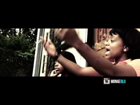 "Monae Blu official Video ""KEY to LIFE"" STOP TEENAGE VIOLENCE"