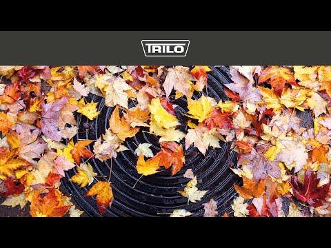Trilo Big Leaf Collector for Public Works