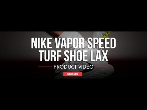 new product 15426 aec59 Nike Vapor Speed Turf   Lax com Product Videos