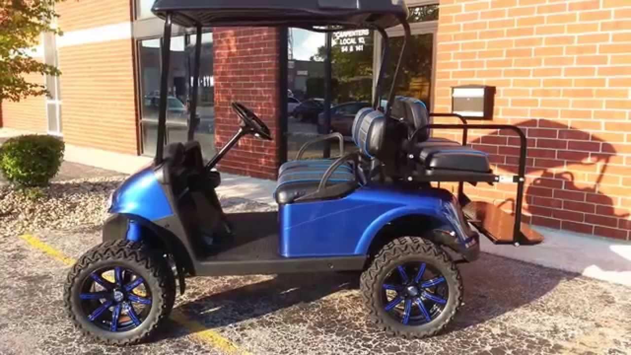 Golf Carts EZGO Golf Carts, Cart Mart Plus Bridgeview, IL Home