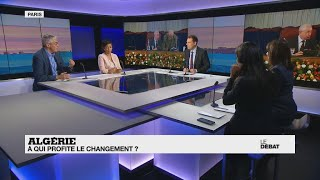 Le Débat de France 24. Algérie : À qui profite le changement ?