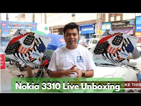 India First 2017 Nokia 3310 Live Unboxing & SURPRISE Giveaway   Gadgets To Use