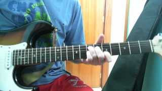 Savoy Truffle - The Beatles - guitar cover