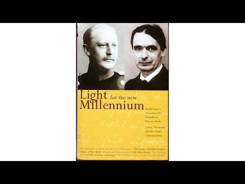 "Interview with T H Meyer on his book ""Light for the New Millennium"""