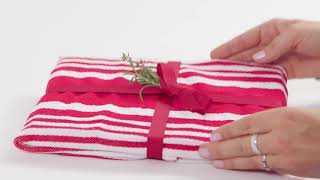 Wise Wrapping - Create Memories Not Garbage 2018