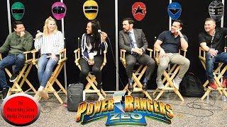 Power Morphicon Express 2019: Zeo Reunion!!