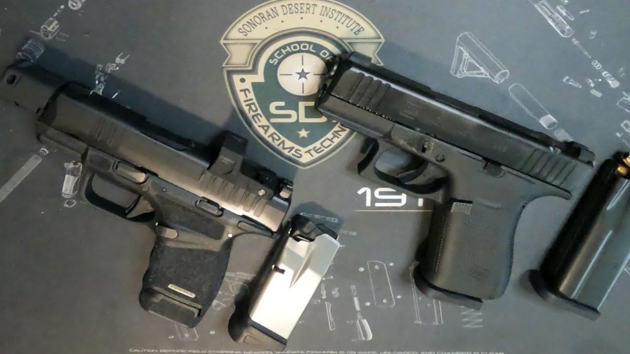 Hellcat RDP or Glock 43x