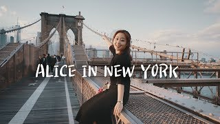 NEW YORK TRAVEL FILM : 나홀로 뉴욕여행 스냅영상_봉슬TV X SLP뉴욕스냅