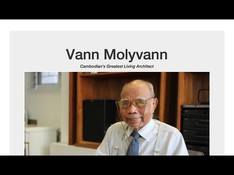 Vann Molyvann dies in Siem Reap at 90