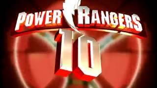 Power Rangers Top 10 Stunts (MMPR - Wild Force) - Fox Kids Europe (2003)