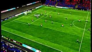 Football Manager 2013-Andy Carroll goal