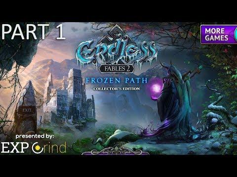 Endless Fables 2: Frozen Path CE GAMEPLAY Part 1 - Hidden Object Game WALKTHROUGH - STEAM PC